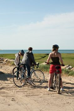 Along the sea or through the woods, there is a perfect bike trail on Cape Cod to enjoy. List of various trails to explore.