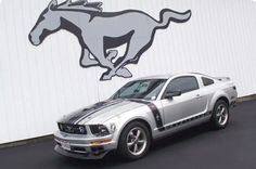 """Edward Walker's 2006 Ford Mustang V6 """"Gale Halderman"""" Tribute Car 2006 Ford Mustang, Concept Draw, Rear Differential, Pony Car, Dream Garage, Mustangs, Me As A Girlfriend, Old School, Mustang"""