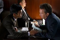 #JohnCho #MatthewPerry #GoOn