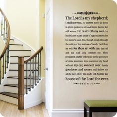 From $54.95, The Lord is My Shepherd - Psalm 23 (Urban)
