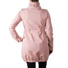 Sublime jacket - dove peach