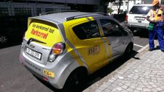 Mari-Lou's RSG branded car is ready for action! #Radio
