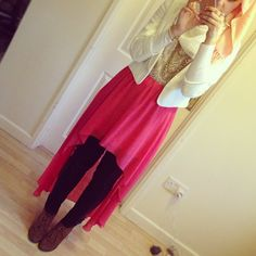 Adorable outfit. #hijab