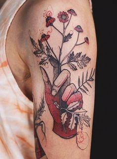 Discover recipes, home ideas, style inspiration and other ideas to try. Fairy Tattoo Designs, Music Tattoo Designs, Music Tattoos, Rose Tattoos, Body Art Tattoos, Hand Tattoos, Sleeve Tattoos, Flower Tattoos, Tattoo Drawings