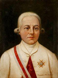 Rafael de Sobremonte, III Marqués de Sobremonte y Virrey del Rio de la Plata