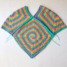 Crochet Instinct – A Penchant for Crochet Snuggle Blanket, Crochet Top, Projects To Try, Pattern, Ponchos, Patterns, Model, Pattern Print, Vorlage