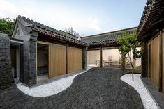 Archstudio / Beijing Courtyard House