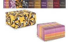 Original puff- cama disponible en varios tapizados.