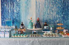 Disney Frozen Birthday Party Ideas | Photo 10 of 12