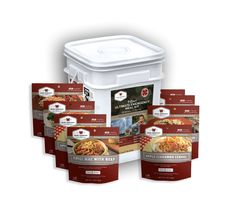 Wise 7 Day Emergency Kit   -- Free Shipping!