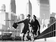 Photography by Norman Parkinson: Lunch break on the bridge - Features - Art - The Independent