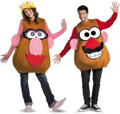 Mr. or Mrs. Potato Head Deluxe Adult Costume from BuyCostumes.com