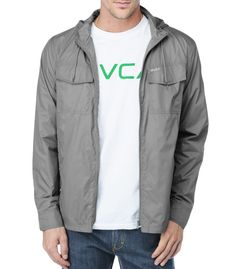 $70 RVCA Mens  Jackets / Sweaters , Bay Breaker