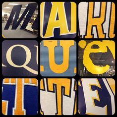 MARQUETTE. Photo collage bySarah McClanahan