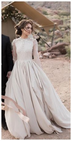 Stunning Wedding Dresses, Perfect Wedding Dress, Dream Wedding Dresses, Bridal Dresses, Wedding Dress Top, Wedding Outfits, Gown Wedding, Champagne Wedding Dresses, Boohoo Wedding Dress