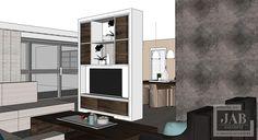3D ontwerp voordat het bestand gerendert is   House of JAB
