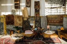 Moroccan Market Inspiration