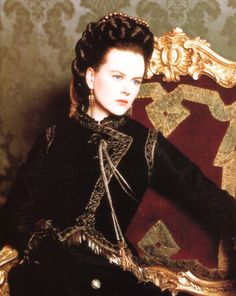 Nicole Kidman as Isabel Archer in 'The Portrait of a Lady' (1996).