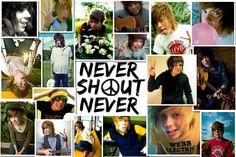 nevershoutnever :: never shout never