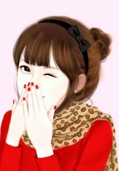 Sending love and care ❤️❤️Bella Donna ❤️❤️hug xoxoxo Girl Cartoon Characters, Cute Cartoon Girl, Cartoon Art, Lovely Girl Image, Cute Girl Drawing, Girly Drawings, Cute Girl Wallpaper, Gothic Dolls, Princess Art