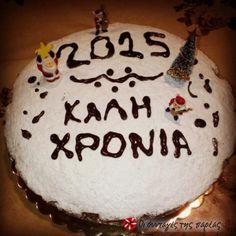 Δοκίμασα πολλές συνταγές και κατέληξα σε αυτή. Κλασική, νόστιμη και αφράτη... Cake Frosting Recipe, Frosting Recipes, Vasilopita Cake, New Year's Cake, Cheesecake Cupcakes, Greek Recipes, Xmas, Christmas, Cheesecakes