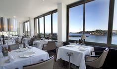 Restaurant gastronomique Hôtel Ile Rousse 5 étoiles