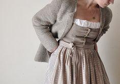 NATURKINDER: Traditional Jacket, improvised 9656
