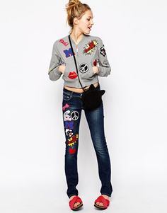 Trends We Love: 10 Varsity Jackets - Google'da Ara