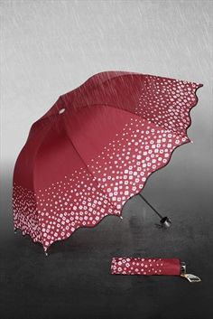 Kadın Şemsiye RW031BORDO