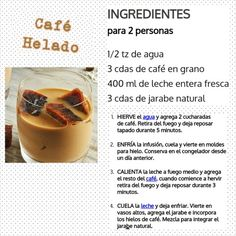Café Helado, para 2 personas
