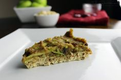 This raw vegan pie crust recipe is so easy to prepare with just four ingredients and the taste is undeniably delicious!