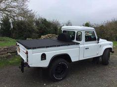 Land Rover Defender 2.2 TD HIGH CAPACITY PICK UP Pick Up Diesel White