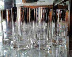 Dorothy Thorpe silver mercury Mercury, Shot Glass, Barware, Catalog, Tableware, Silver, Handmade, Etsy, Vintage