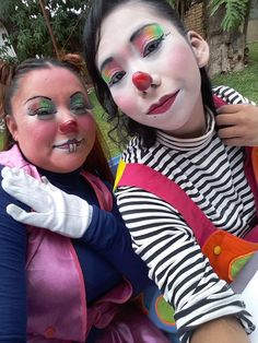 Carnival, Girls, Painting, Clowns, Art, Toddler Girls, Daughters, Carnavals, Maids