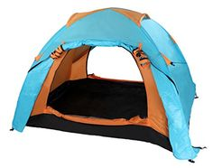 Introducing Generic Round Space 3 Person Tent Color Blue. It is a great product and follow us for more updates!