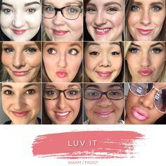 Luv It Lipsense Lipstick