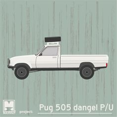 Puegot Pickup