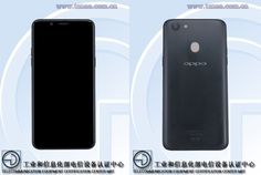 "Oppo A73 With 6"" Bezel-Less Display Appears on TENAA"