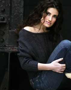 Idina Menzel - Glee, Enchanted, Wicked, Rent, and, of course, Frozen
