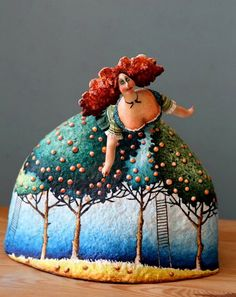 Love this doll :)  KATYA Fairy tales