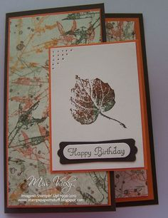 Stampin' Up!®: French Foliage