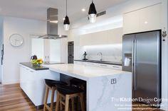 Warrandyte - The Kitchen Design Centre Kitchen Butlers Pantry, Butler Pantry, Loft Interiors, Family Kitchen, Kitchen Design, Kitchen Ideas, Centre, Modern, Table