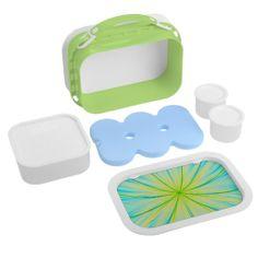 Infinite Lines Lunchbox