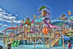 Aquatica, Orlando. An amazing water park.
