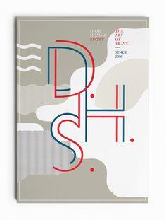 Christian Dior - Dior Homme Sport - Les Graphiquants -: