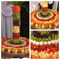 Fruit tree by Sweet Cravings