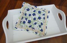 Duftkissen & -säckchen - Lavendelkissen, romantisch, Landhaus - ein Designerstück von KreaLavenda bei DaWanda