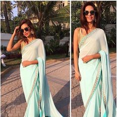 Elegant and classy Esha Gupta aqua blue Saree To purchase this product mail us at houseof2@live.com  or whatsapp us on +919833411702 for further detail #sari #saree #sarees #sareeday #sareelove #sequin #silver #traditional #ThePhotoDiary #traditionalwear #india #indian #instagood #indianwear #indooutfits #lacenet #fashion #fashion #fashionblogger #print #houseof2 #indianbride #indianwedding #indianfashion #bride #indianfashionblogger #indianstyle #indianfashion #banarasi #banarasisaree