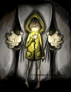 [Fan Art] Little Nightmares by Yukiokocchi