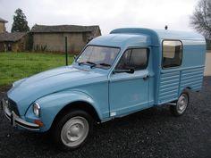 Citroën Acadiane - 1984